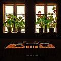 zapraszam na obiad :) #architektura #okna #kwiaty #posiłki