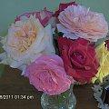#róże #bukiet