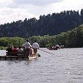 #Dunajec #flisacy #góry #Pieniny #rzeka #spływ #tratwy
