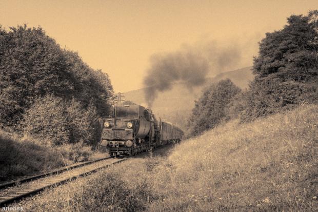 Ciuch, ciuch... #arietiss #HDR #kolej #pociąg #retro