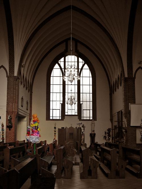 #PalmaWielkanocna #kościół #NiedzielaPalmowa #Lubsko