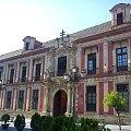 Sewilla - Palazio Arzobispal #Andaluzja #Sewilla