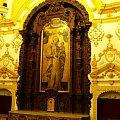 Alkazar - kaplica domowa Karola V pięknie ozdobiona kafelkami #Andaluzja #Sewilla
