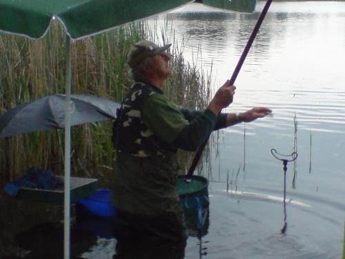 Jacek - 1 miejsce #ryby #wędkarstwo #baszta #Buk #Niepruszewo