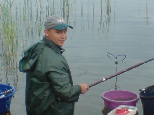 Sebastian - 2 miejsce #ryby #wędkarstwo #baszta #Buk #Niepruszewo