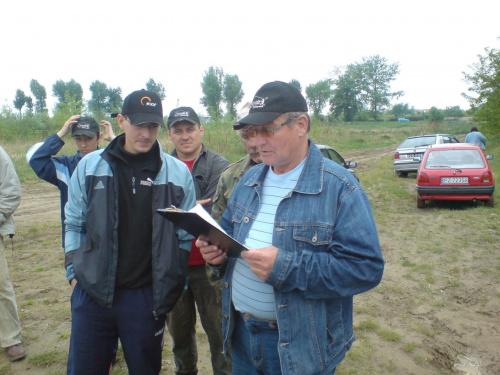 Prezes informuje o wynikach 1 tury zawodów #ryby #wędkarstwo #baszta #Buk #Niepruszewo