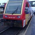Właśnie przyjechał do Rzeszowa ze Stalowej Woli Rozwadów. #kolej #tabor #infrastruktura #transport