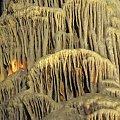 Dargilan - grota skalna (Fr) #grota #stalaktyty #stalagnaty #stalagmity