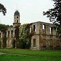 Strzelce Opolskie - ruiny zamku #StrzelceOpolskie #zamek
