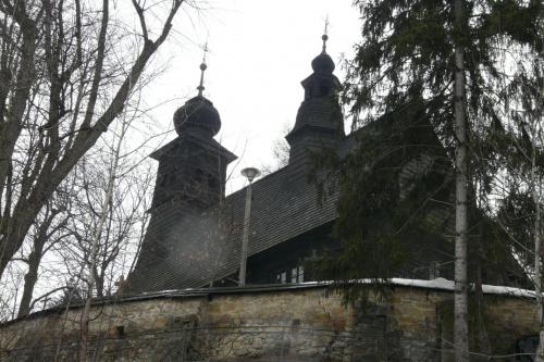 Nowy Targ - kościół św. Anny #NowyTarg #KościółDrewniany #SzlakArchitekturyDrewnianej