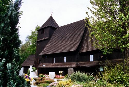 Rudziniec - kościół św. Michała Archanioła #Rudziniec #KościółDrewniany #SzlakArchitekturyDrewnianej