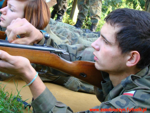 Wrześniowe zgrupowanie klas wojskowych zgromadziło uczniów klasy drugiej i rozpoczynających swoją przygodę z wojskowością pierwszoklasistów . #Sobieszyn #Brzozowa #ZespółSzkółWSobieszynie #KlasyWojskowe