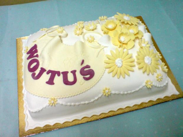 Chrzciny Wojtka #chrzciny #tort #kościół