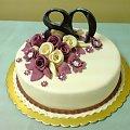 80 -te Urodziny #urodziny #tort #okazja