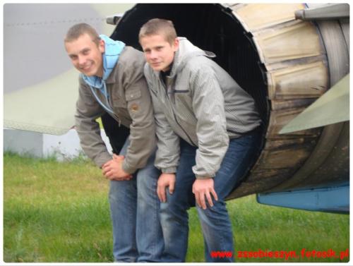 30 września klasy wojskowe LO (I i II) odwiedziły Muzeum Lotnictwa Polskiego, a także uczestniczyły w uroczystej przysiędze w WSOSP w Dęblinie ODRZUT...? #Sobieszyn #Brzozowa #KlasaWojskowa