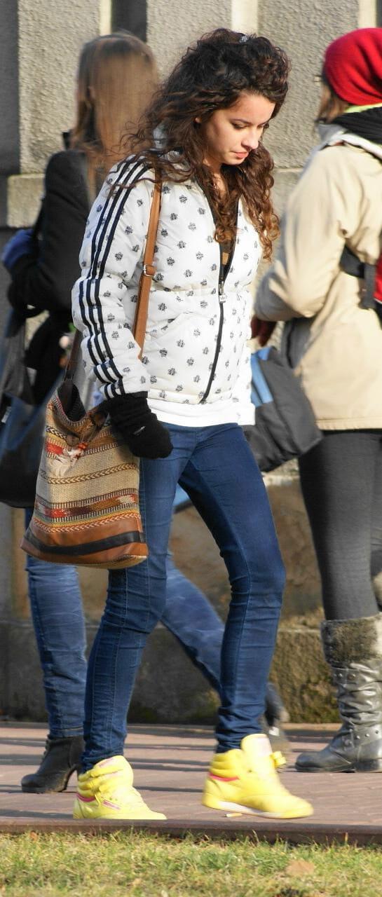 Ludzie w ruchu #dziewczyny #girls #kobiety #ludzie #people #women #xnifar