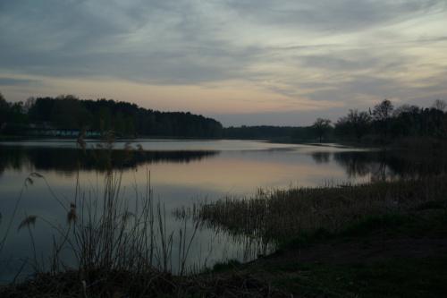 #zalew #niebo