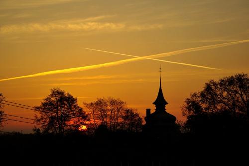 #rano #niebo #WschódSłońca