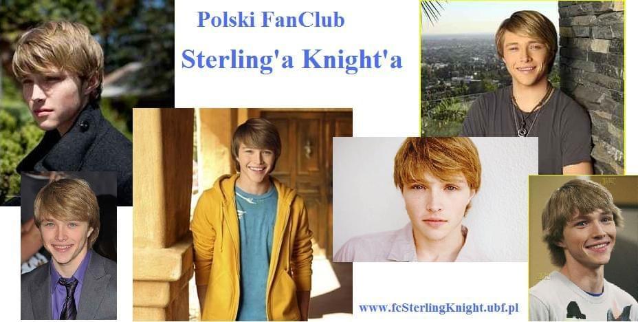 Pierwszy Polski FanClub Sterling'a Knight'a !! !! !!
