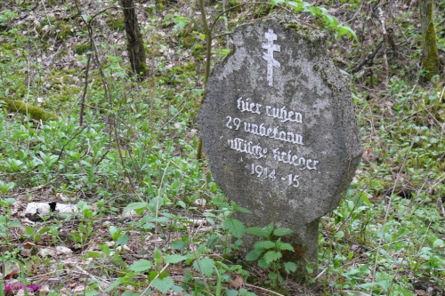 Góra - cmentarz wojenny #Góra
