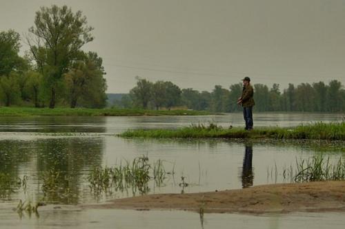 #Odra #rzeka #wiosna #wędkowanie