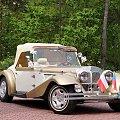 weselne cacko ... #auto #mercedes #zabytek #ślub