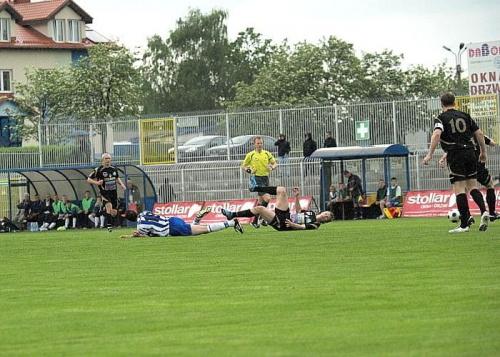 Wigry Suwałki - Stal Rzeszów - mecz II ligi - Suwałki 19 maja 2010 #WigrySuwałki #StalRzeszów #mecz #IILiga #Suwałki #PiłkaNożna