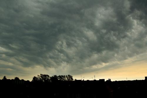#niebo #chmury