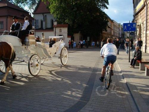 #kraków #rower