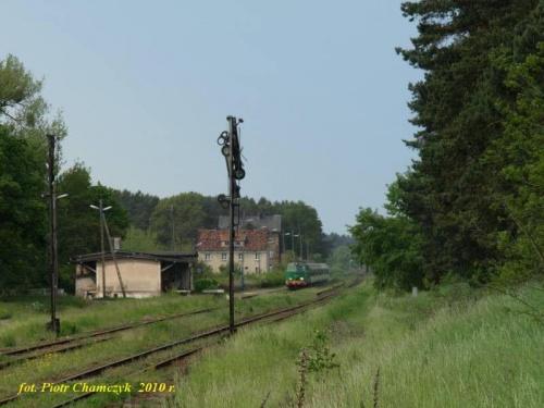 ... #kolej #wiosna #Piła #PKP #SU45 #Stobno #Ostbahn