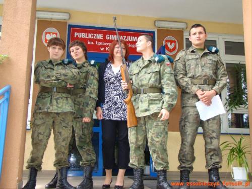 W ramach ostatnich wyjazdów rekrutacyjnych odwiedziliśmy Kurów, Markuszów i Garbów #Sobieszyn #Brzozowa