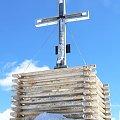 6.08.2007 Krzyż na wierzchołku. #góry #krzyż