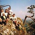 """36 """"Elefantowy"""" Rajd PK - Rytro 1998 - 30.04.1998 - Sokolica w Pieninach #wspomnienia #studia"""