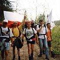"""36 """"Elefantowy"""" Rajd PK - Rytro 1998 - 30.04.1998 - Gdzieś w Pieninach #wspomnienia #studia"""