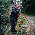 Praktyka z Geodezji - Mszana Dolna - Lipiec 1996 #wspomnienia #studia