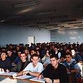 Pierwszy wykład z geometrii wykreślnej z babcią Czechową - 5.10.1995 #wspomnienia #studia