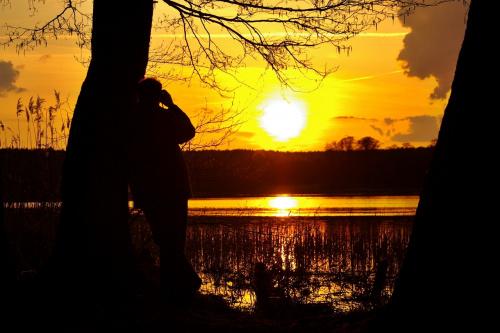 #Jezioro #ZachódSłońca