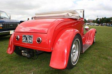 Hot Rod i Custom Car