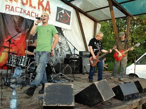 Jabberwocky - Palinocka - Raczki - 26 czerwca 2010 #Jabberwock #Palinock #Raczki #koncert #muzyka