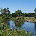 wieczorne pozdrowienia dla Was ... :)) #woda #rzeka #Kłodnica #wodospad #przyroda #Sławięcice