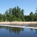 ciut, za miastem ... odsłona 2 ... #rzeka #Kłodnica #wodospad #Sławięcice #przyroda #natura #widoki