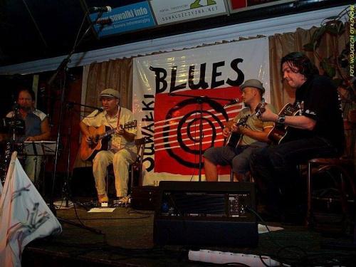 Suwałki Blues Festival 2010 - dzień pierwszy, 15 lipca #Suwałki #BluesFestival2010