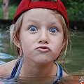 Moja mała kuzyneczka #dziecko #dziewczynka #portret
