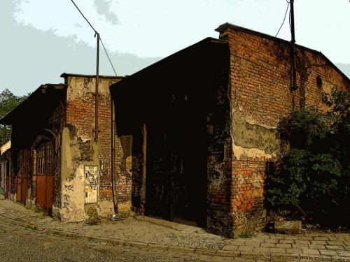Stara kuźnia #PsiePole #Wrocław #miasto #architektura