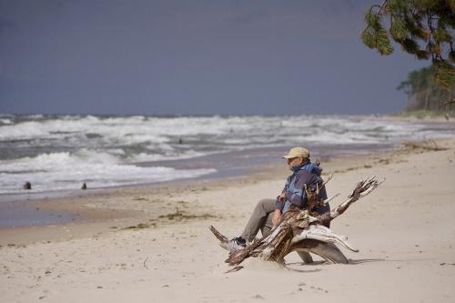 znad Odry powrót do wspomnień: nad morze #morze #plaża #Bałtyk #Darłówko