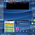 Pulpit - Mandriva Linux 2010 Spring (2010.1) z Kde 4.5.0- 16.08.2010 #pulpit #linux #mandriva #kde