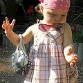 Maja idzie na spacer :) #Maja #dzieci