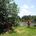 Zapata Półwysep - Guama - Wioska indian Taino #Kuba #Guama