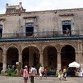 Hawana - Plac Katedralny #Kuba #Hawana