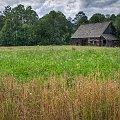 Chatka wśród pól... #chata #wieś #natura #arietiss